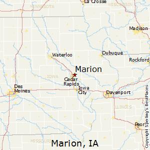 Garage Door Repair Marion Service Area